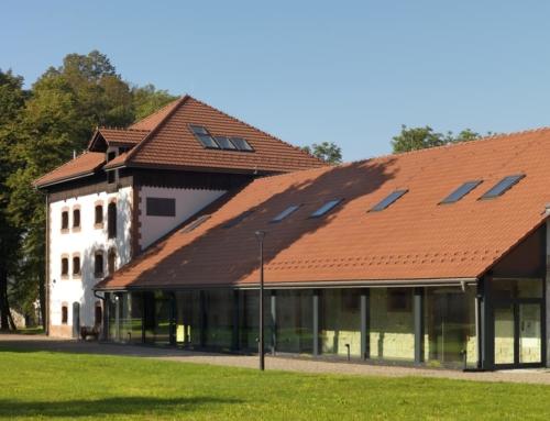 Przebudowa Spichlerza na budynek użyteczności publicznej dla Uniwersytetu Rolniczego